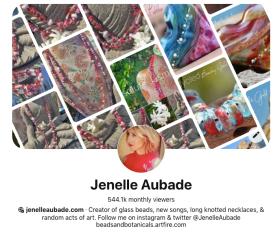 Follow on Pinterest - Pinterest.com/JenelleAubade