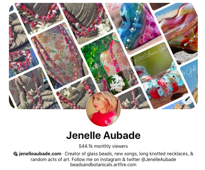 JENELLE AUBADE on Pinterest